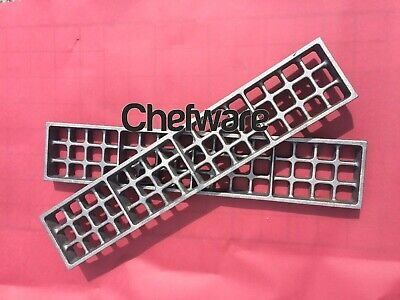 Charcoal Grill Long Fret for long Archway Charcoal Grill 51cm each