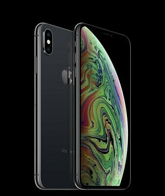 (LOTTERIA A Scadenza 17/8/19 ) APPLE IPHONE XS max 64GB SPACE NERO  GARANZIA 24