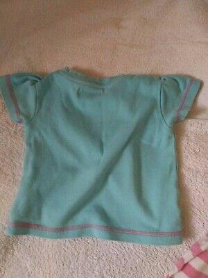 baby girls ladybird pyjamas age 12-18 months used in good condition