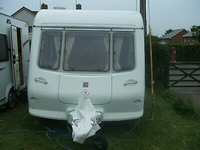 Lightweight 2 Berth Caravan Elddis Crown 352