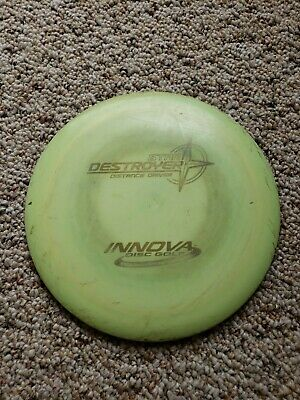 Innova PFN Star Destroyer 170g swirly 6-7/10 condition patent numbers *D