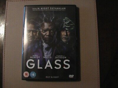 dvd glass 2019 with bruce willis