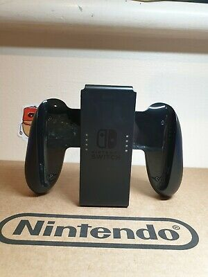 Genuine Official Nintendo Switch Joy-Con Comfort Grip - Black