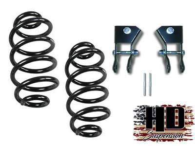 "D Lifted Front Coil Springs 753430 F150 1965 1979 3/"" Lift"