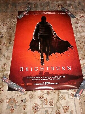 Brightburn Original 27 in x 40 in Double Sided Movie Poster