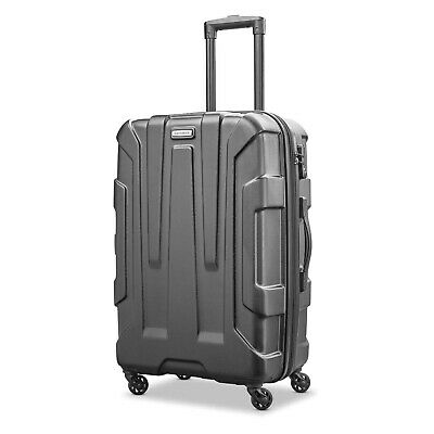 Samsonite Centric Expandable Hardside Luggage with Spinner Wheels Black