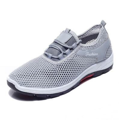 Mens Breathable Athletic Shoes Outdoor Casual Sport Hiking Climbing Sneakers