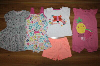 George F&F TU Mothercare girls bundle 12-18 months *I'll combine postage*(724)