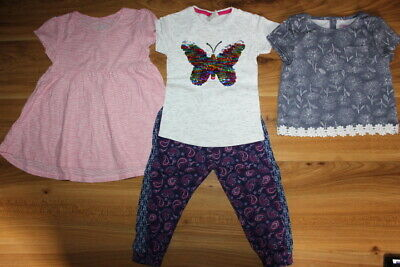 NEXT F&F etc girls bundle 18-24 months *I'll combine postage*(378)