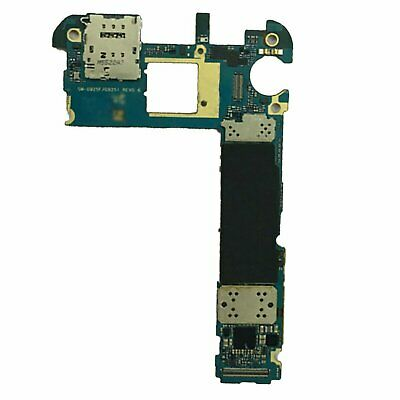 32GB PCB Main Board SIM Unlocked Motherboard For Samsung Galaxy S6 Edge SM-G925F