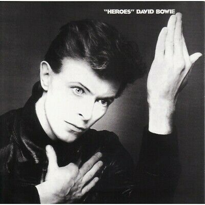 CD David Bowie- Heroes