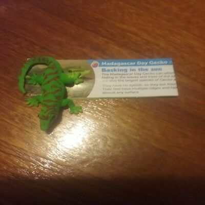 Madagascar Day Gecko Super Series Yowie With Paper