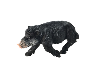 White-Lipped Peccary Super Series Yowie With Paper