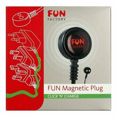 SALE %  Fun Factory, Magnetic Plug, Click`n Charge, Ladegerät,