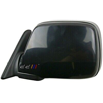 Left Passenger side Flat Wing mirror glass for Toyota Land Cruiser 03-09 heated