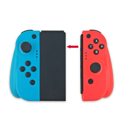 1Pair L& R motor Vibration Wireless Gamepad Game Controllers for Nintendo Switch