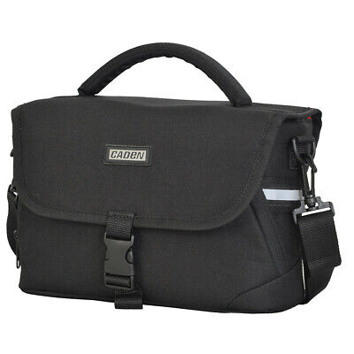 CADEN D12 Medium Camera Bag Case Photo For Nikon Canon Sony DSLR Cameras Lenses