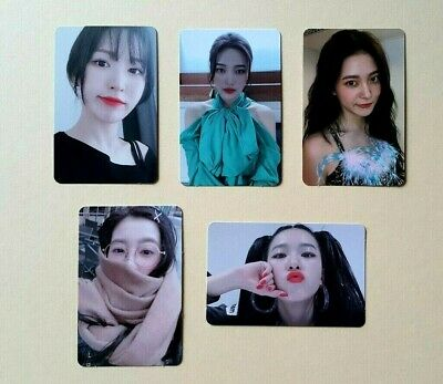 RED VELVET Authentic Official PHOTOCARD THE REVE FESTIVAL Mini Album Choose each