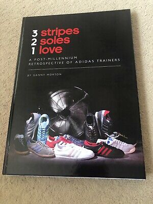 RARE 3 Stripes 2 Soles 1 Love Adidas 80s Casuals Spezial Trainers Sneakers Book