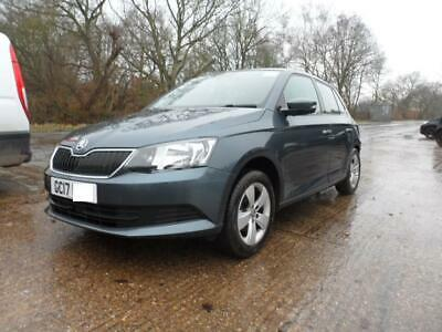 2017 Skoda Fabia 1.2 TSI SE BREAKING FOR SPARES PARTS ONLY