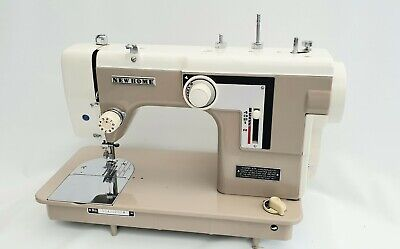 Janome (New Home) Semi Industrial Sewing Machine for Heavy Duty Work, Strech Stc