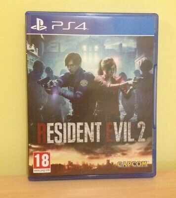 Ps4 - Resident Evil 2 Remake - Italiano - Playstation 4