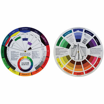 1 Pack - Daler Rowney Colour Wheel