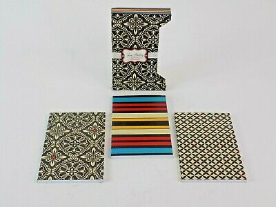 Vera Bradley Day-by-Day Journals Diary Set of 3