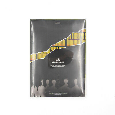 [STRAY KIDS] Cle 2 : Yellow Wood - Limited Ver./ New, Sealed / Pre-order Gifts