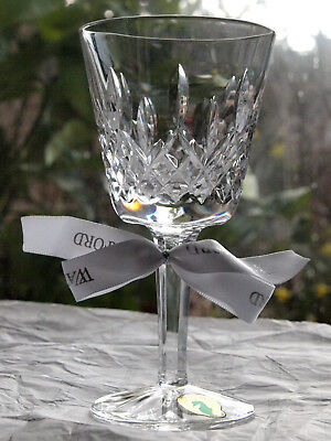 Waterford Crystal Lismore Claret Wine Glass Brand new Made in Ireland