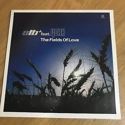 """ATB - The Fields Of Love - 12"""" Single - Discount For 2+"""