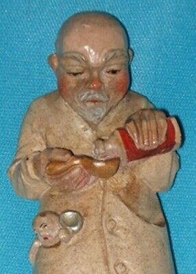 Circa 1958! Vintage Wood PEDIATRICIAN Hand Carved by Anri Italy