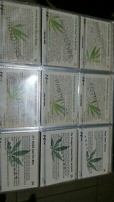 Inline HEMP 12 VERY RARE  Prototype Cards and Series 1 and 2 Base Sets