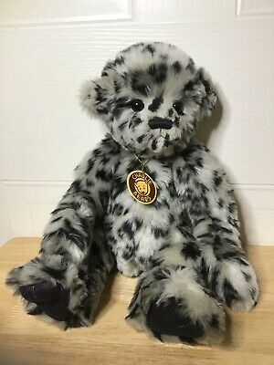 2013 Retired Charlie Bears Plush 'MUCKYPUP' With Charlie Bear Bag (Pre-loved)