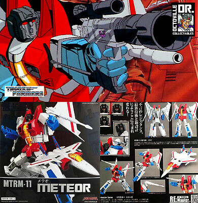 MAKETOYS Transformers MT RM-11 Howling Meteor Red spider in stock