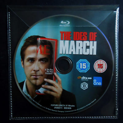 The Ides Of March * Blu-Ray Disc Only * With Ryan Gosling & George Clooney