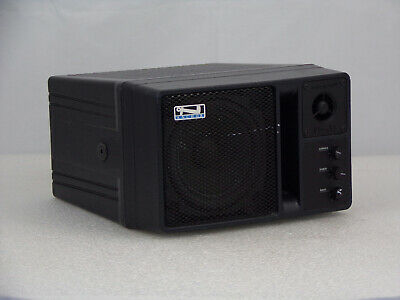 Anchor AN-100 Powered Portable Monitor Speaker PA System Black