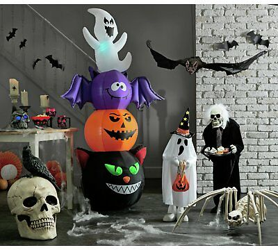 Job Lot JOBLOT of Brand New Halloween Props Items Resell Opportunity RRP £2,400+