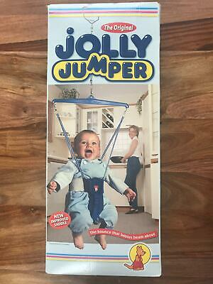 Baby Jolly Jumper - with original packaging.