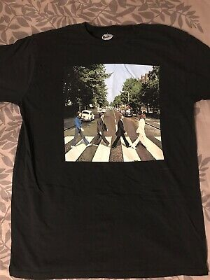 Beatles Abbey Road T Shirt XL - Used Once!! Excellent Condition!!!