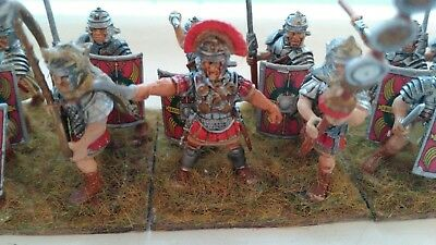painted imperial roman starter army hail caesar warlord games