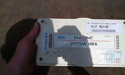 virtua nba arcade pcb untested