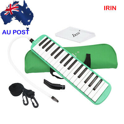 32 Piano Keys Melodica Musical Education Instrument With Bag For Beginner AU