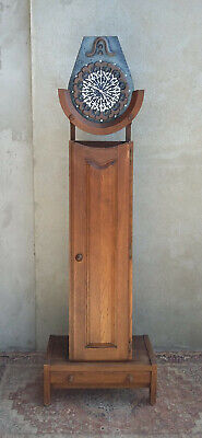 Superb Grandfather Clock Guillerme and Chambron