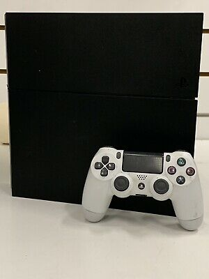 Sony PlayStation PS4 1TB HDD Console with Controller WORKS GREAT