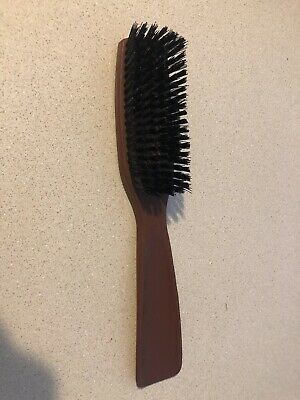 Durable  Shoe Brush with Shoe Horn Handle AVON