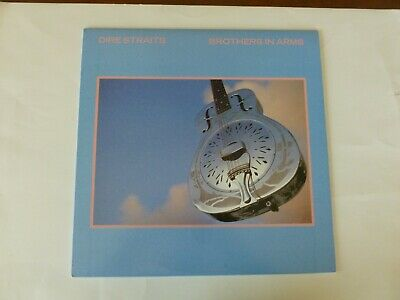 Dire Straits BROTHERS IN ARMS Classic Rock Vinyl LP 25264-1 Warner Bros 1985