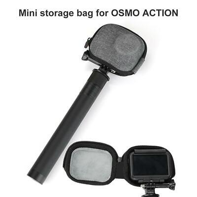 For DJI OSMO ACTION Accessory Mini Storage Bag Carry Pouch Case Bag Storage Box