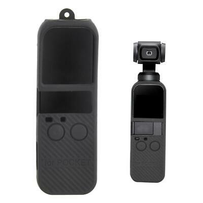 Soft Case for DJI OSMO Pocket Camera Protective Dust-Proof Anti-Slip w/ Lanyard