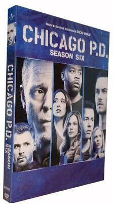 Chicago P.D Season 6 DVD 2019 New Sealed Boxed FAST FREE Post UK Compatible